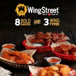 NEWS: Pizza Hut WingStreet with 8 Sauces and 3 Wing Types
