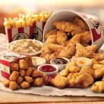NEWS: KFC Large Boneless Bucket (15 Tenders, Popcorn Chicken, 12 Nuggets & more)