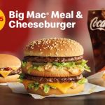DEAL: McDonald's – $5.95 Small Big Mac Meal + Cheeseburger (selected stores)