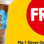 DEAL: 7-Eleven App – Free Choc Coated Pretzel Balls (7 October 2019)
