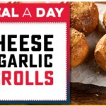 DEAL: Domino's Offers App – $2 Cheese & Garlic Scrolls with Pizza Purchase (9 November 2019)