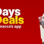 DEAL: McDonald's – $1 Large Sundae on mymacca's app (11 November 2019 – 30 Days 30 Deals)