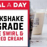 DEAL: Domino's Offers App – Free Thickshake Upgrade (19 November 2019)