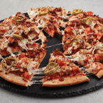 NEWS: Domino's Vegan Fire Breather & Vegan Godfather Pizzas