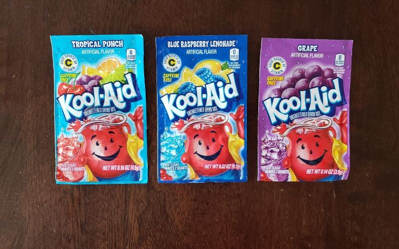 How To Make Koolaid Playdough | Frugal Fun Mom