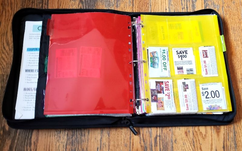 Organize Your Coupons - Frugal Friday Tip #12 | Frugal Fun Mo