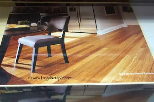 Costco Sale Golden Arowana Bamboo Flooring 5799