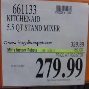 ... 6 Qt Kitchenaid Mixer Costco