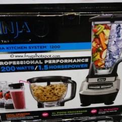 Ninja Ultra Kitchen System Wolf Ranges Costco Sale 1200 Frugal Hotspot Pro Bl780