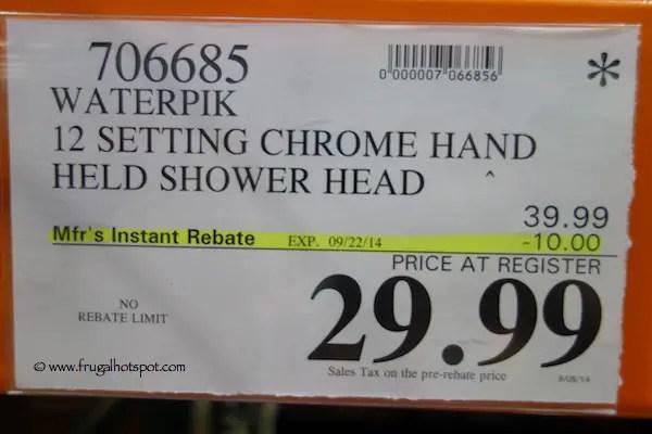 Hand Held Shower Head Costco