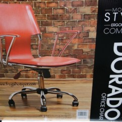 Dorado Office Chair Polycarbonate Mat Costco Clearance Star Ave Six 49 97 Student