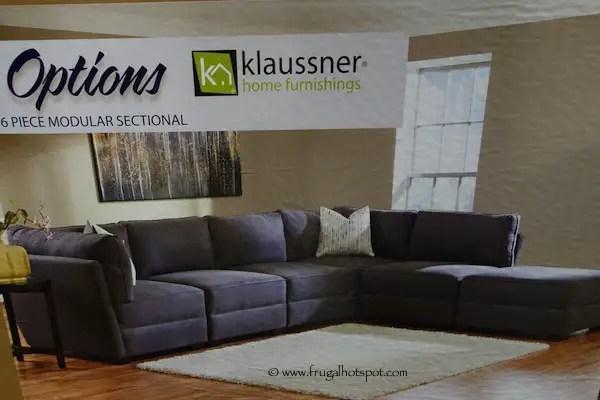 Taylor 7 Piece Sectional Sofa Costco Centerfieldbar Com