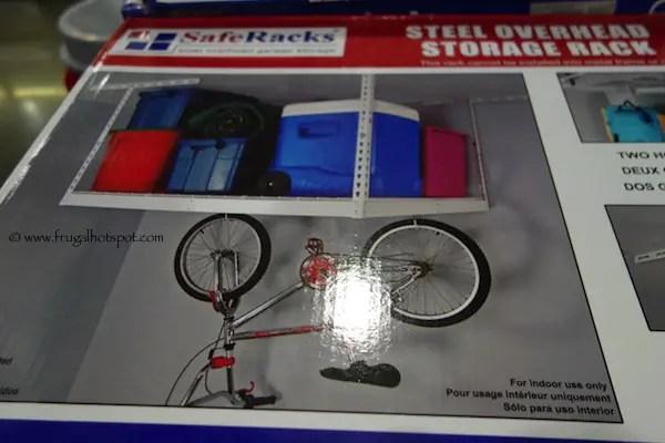 saferacks steel overhead storage rack 4