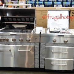 Costco Kitchen Aid Coffee Themed Rugs Sale Kitchenaid 7 Burner Island Grill 1 999 99 Frugal Hotspot