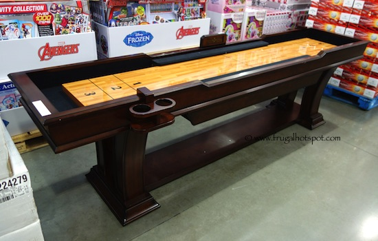 Vintage Shuffleboard Table Costco
