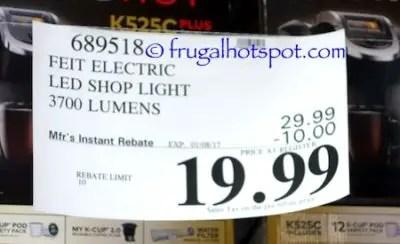 Feit 4 Linkable Led Shop Light