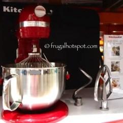 Costco Kitchen Aid Retro Table Sets Sale Kitchenaid 6 Qt Bowl Lift Stand Mixer 249 99 Frugal Quart At