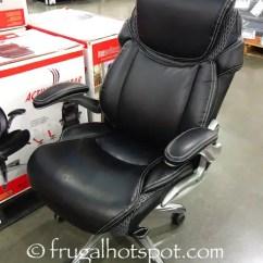 True Innovations Office Chair Cream Costco Sale Active Lumbar 135 99 Frugal Wellness Hotspot