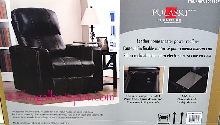 Costco Ski Furniture Leather Home Theater Power Recliner & power recliner sofa costco | Centerfieldbar.com islam-shia.org