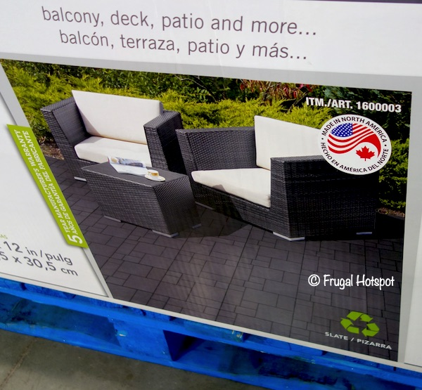multy home urbana deck tile 10 pk 9 99