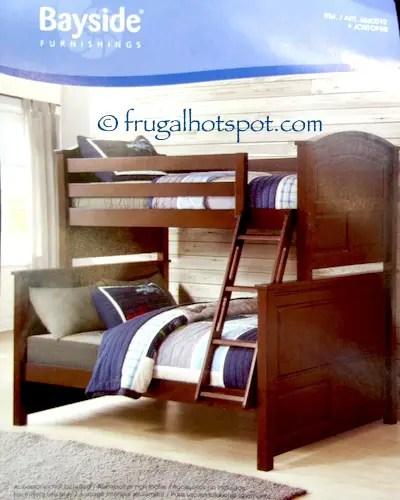 costco sale bayside furnishings twin