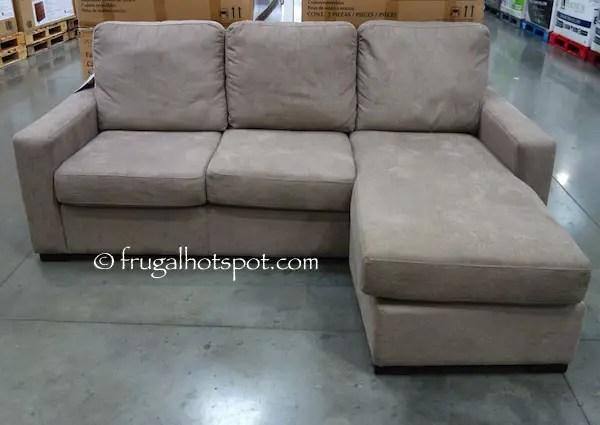pulaski furniture fabric sofa chaise