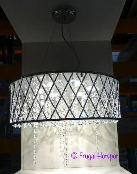 27 kitchen sink ninja mega system reviews dsi lighting 6 light led adjustable pendant   costco ...
