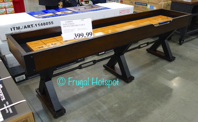 costco kitchen sink table sets for small spaces industrial shuffleboard | frugal hotspot ...