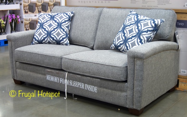 dakota sofa costco s c sofas bridgend sleeper frugal hotspot synergy home fabric 599 99