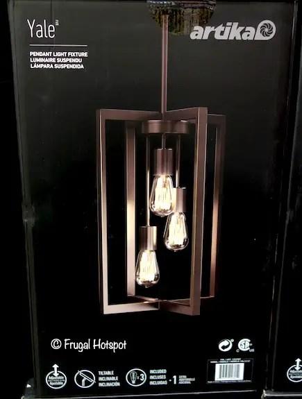 costco sale artika yale chandelier 34 99