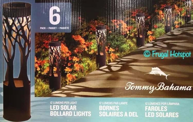 tommy bahama solar pathway lights