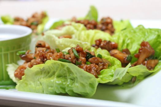 Chicken Lettuce Wraps PF Changs recipe