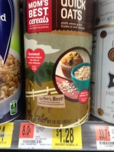 WinCo: Mom's Best cereal quick oats just $.53 - Frugal ...