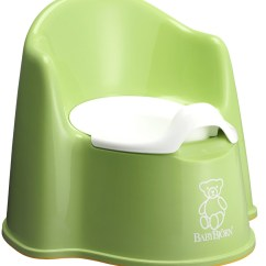 Best Potty Chair With Attached Desk Babybjorn Green For 17 99 Price