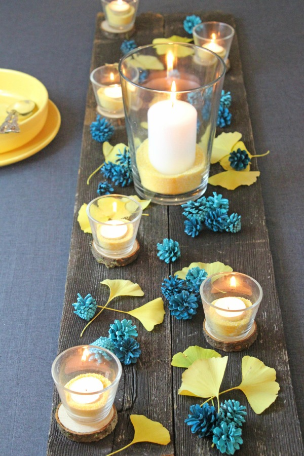5 Easy and Inexpensive Fall Centerpiece Ideas  Frugal