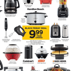 Small Kitchen Appliances Drawer Organization Ideas Kohl S Black Friday Free After Rebate And Cash
