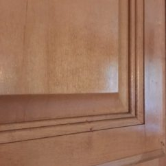 Best Way To Remove Grease From Kitchen Cabinets Cast Iron Undermount Sink How Frugally Blonde