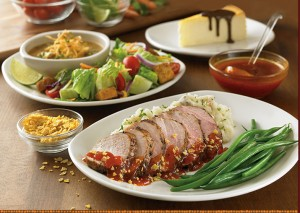 Outback Steakhouse Offers the 4 Course Feast for Only $15!! - frugallydelish.com