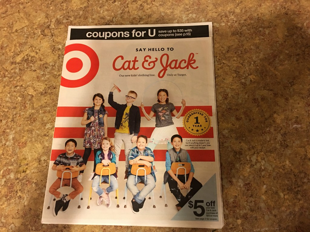 Target cartwheel toy of the day deal 12/9