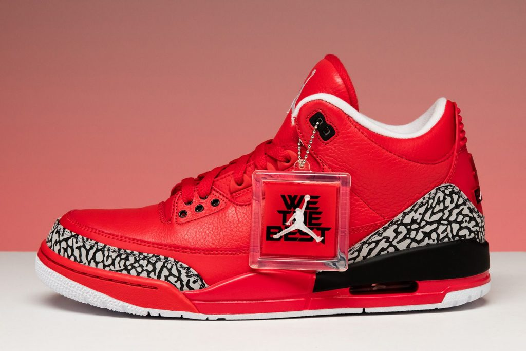DJ Khaled Air Jordan 3 Grateful