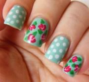 fresh nail art spring and summer