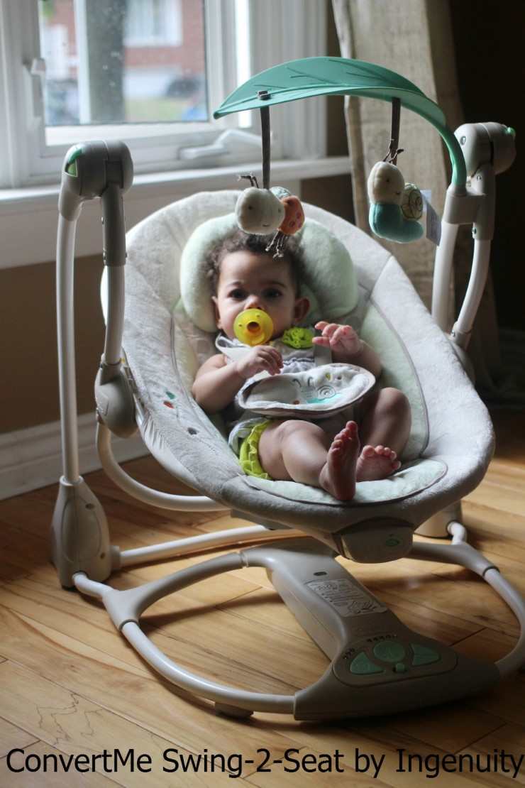 ingenuity high chair canada reviews heated seat cushion for office convertme swing 2 by review frugal mom eh