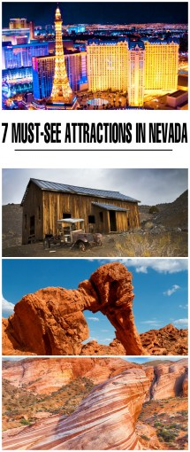 Places to See in Las Vegas Nevada