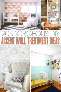 Diy Wall Treatments - DIY Design Ideas