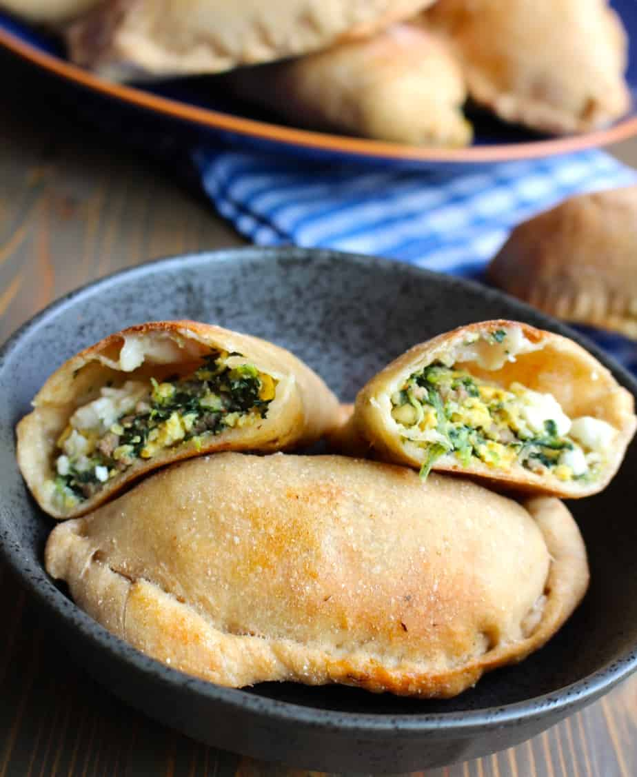 How to Make Thanksgiving Leftover Mini Calzones images