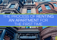 The Process of Renting an Apartment for the First Time