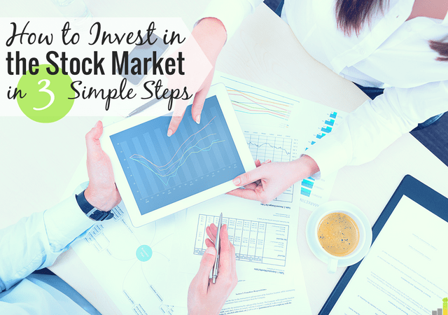 first steps to investing