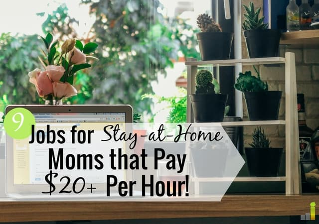 9 Best Jobs For Stay At Home Moms To Make Money Frugal