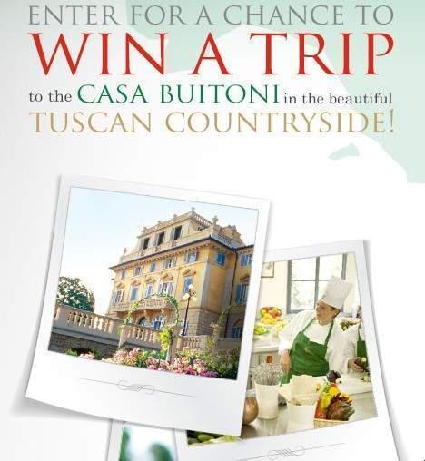 Casa Buitoni -pizza-contest