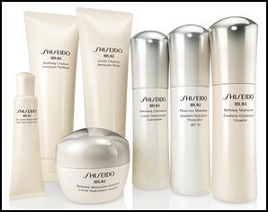 free-shiseido-ibuki-products